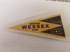 CLASSIC SCOOTER EVENT  STICKERS (WESSEX)